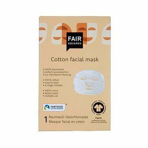 katoenen gezichtmasker