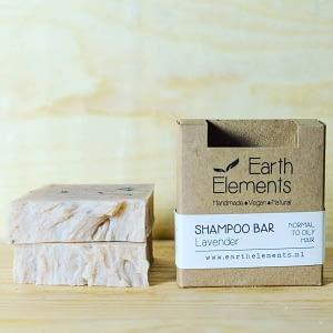 shampoo bar plasticvrije badkamer