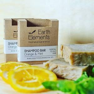 shampoo bar mint