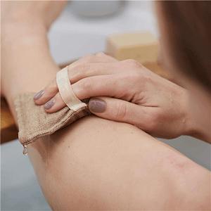 huid-scrubben